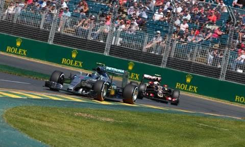 F1 Αυστραλία: Η ώρα της εκκίνησης για το 2015