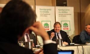 ΠΑΣΟΚ: Συμφωνία για το χαρακτήρα, όχι όμως και για τα οργανωτικά του συνεδρίου