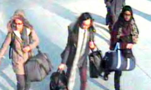 Βίντεο ντοκουμέντο με τις τρεις Βρετανίδες πριν περάσουν τα συριακά σύνορα