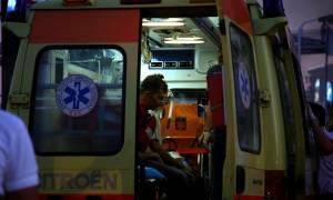 Ιωάννινα: Αυτοκίνητο τυλίχθηκε στις φλόγες στην Εγνατία Οδό