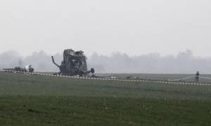 Τραγική ειρωνία: Συνετρίβη ελικόπτερο που μετέφερε άρρωστο μωρό