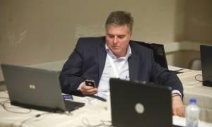 Χάκερς «έριξαν» τον λογαριασμό του Γιώργου Μουρούτη στο Twitter