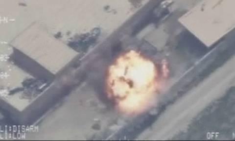ΗΠΑ: Νέα αεροπορικές επιδρομές κατά του Ισλαμικού Κράτους