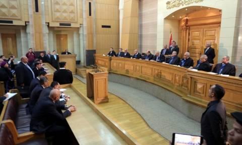 Αίγυπτος: Πρόωρη… συνταξιοδότηση δικαστών λόγω πολιτικών φρονημάτων