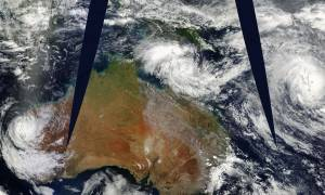 Οι κυκλώνες από τις φωτογραφίες της NASA (photos)