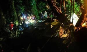 Βραζιλία: Λεωφορείο έπεσε σε γκρεμό-Τουλάχιστον 51 νεκροί