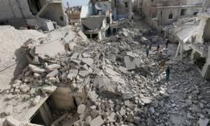 Συρία: Τραγικός απολογισμός – 215.000 νεκροί σε τέσσερα χρόνια