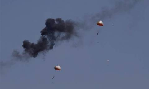Μαλαισία: Σύγκρουση αεροσκαφών στον αέρα (video)