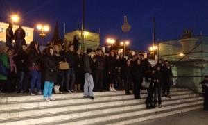 Βαγγέλης Γιακουμάκης: Συγκέντρωση στο Σύνταγμα στη μνήμη του φοιτητή (video)