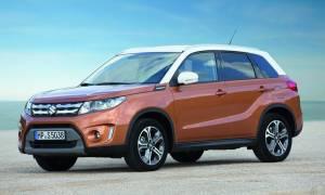 Suzuki: Vitara από 15.560 ευρώ