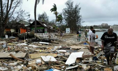 Βανουάτου: Σκηνικό ολοκληρωτικής καταστροφής αναφέρουν οι ομάδες διάσωσης (vid+pics)