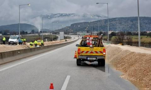 Από τη Δευτέρα τα διόδια στο 217 χλμ της ΠΑΘΕ Αθηνών - Θεσσαλονίκης