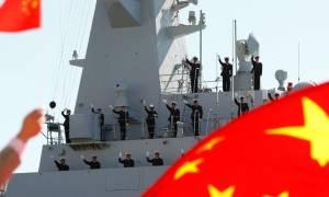 Η Κίνα τρίτος μεγαλύτερος εξαγωγέας όπλων παγκοσμίως