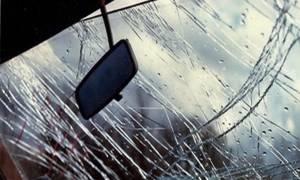 Πολύγυρος: Δύο νεκροί και τρεις τραυματίες σε τροχαίο