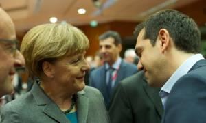 Πρόσκληση Μέρκελ σε Τσίπρα για συνάντηση στο Βερολίνο