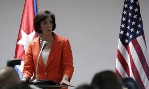 Προχωρούν οι συνομιλίες ΗΠΑ - Κούβας