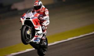 MotoGP Δοκιμές προετοιμασίας Κατάρ: Μένει πρώτη η Ducati