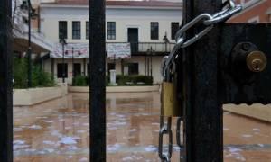Μήνυση για την κατάληψη της Νομικής από τον Πρύτανη της Σχολής