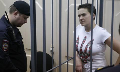 Ρωσία: Ξεκίνησε και πάλι απεργία πείνας η Ουκρανή πιλότος