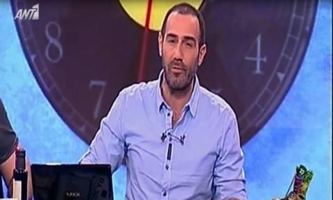«Ράδιο Αρβύλα»: Ο Κανάκης μίλησε για τον Βαγγέλη Γιακουμάκη