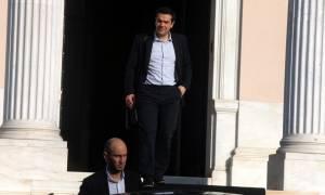 Συνάντηση με Μέρκελ, Ολάντ, Ντράγκι, Γιούνκερ ζήτησε ο Τσίπρας