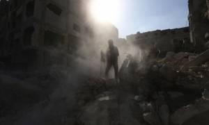 Συρία: Καταγγελία για επίθεση των κυβερνητικών δυνάμεων με χημικά (videos)