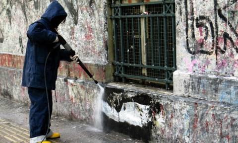 Σε τρεις εβδομάδες θα ολοκληρωθεί ο καθαρισμός του κτηρίου του ΕΜΠ
