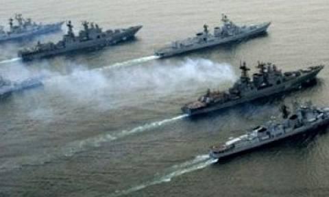 Σε ασκήσεις ετοιμότητας ο στόλος της Ρωσίας
