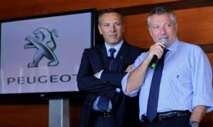 Peugeot: Συνέδριο Ελλήνων Διανομέων Γενεύη 2015
