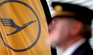 Γερμανία: Ακύρωση εκατοντάδων πτήσεων από τη Lufthansa