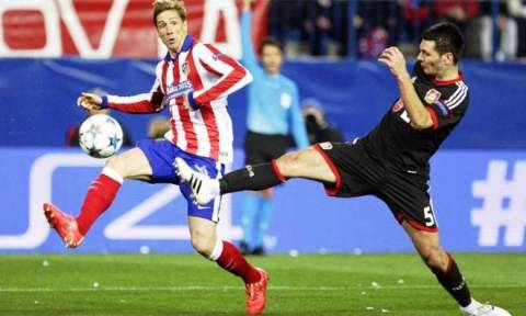 Champions League: Ατλέτικο Μαδρίτης - Λεβερκούζεν 1-0 (3-2 πεν.)
