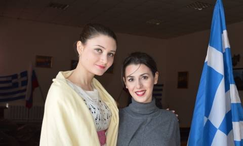 Αποστολή στην Κριμαία: Οι Έλληνες της Κριμαίας κρατούν ψηλά την ελληνική σημαία