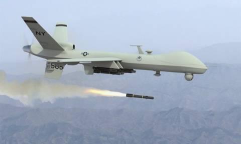 Μη επανδρωμένο αεροσκάφος των ΗΠΑ κατερρίφθη στο έδαφος της Συρίας
