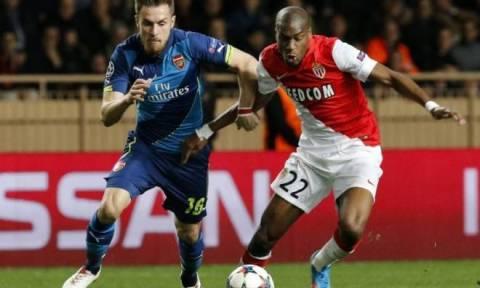 Champions League: Μονακό – Άρσεναλ 0-2