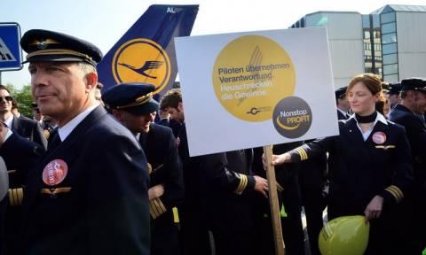 Γερμανία: Νέα απεργία των χειριστών της Lufthansa την Πέμπτη (19/3)