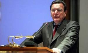 «Περισσότερο χρόνο για Ιταλία, Γαλλία, Ελλάδα» ζητά ο Σρέντερ
