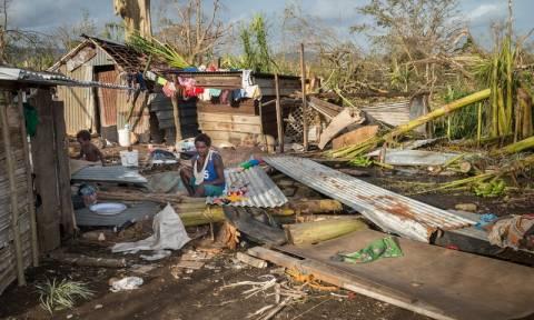 Σε δραματική κατάσταση το Βανουάτου – Λιγοστεύουν τα τρόφιμα και το νερό