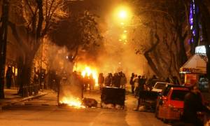 Russia Today: Βίντεο από τα επεισόδια στην Αθήνα