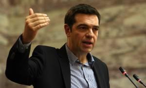 Αλέξης Τσίπρας: Το νομοσχέδιο γράφτηκε εδώ, δεν μεταφράστηκε