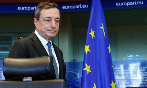 Ντράγκι: Οι επικρίσεις κατά της ΕΚΤ είναι άδικες