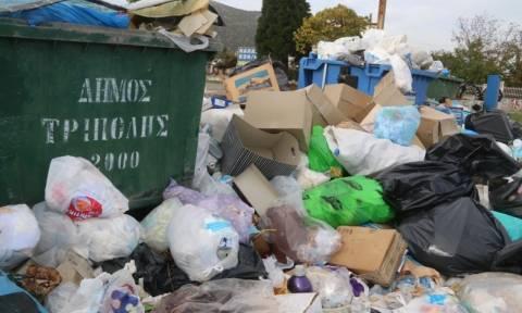 Τρίπολη: Πρωτοβουλία από το υπουργείο για τα σκουπίδια ζητά ο ιατρικός σύλλογος