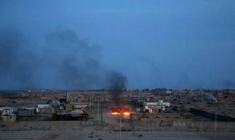 Νέες αεροπορικές επιδρομές εναντίον τζιχαντιστών του ΙΚ σε Ιράκ και Συρία