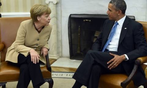 Ομπάμα σε Μέρκελ: Ρεαλιστική συμφωνία για την Ελλάδα
