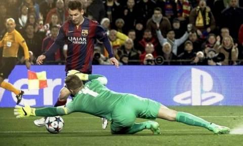 Champions League: Μπαρτσελόνα - Μάντσεστερ Σίτι 1-0