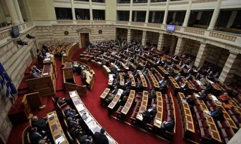 Υπερψηφίστηκε το νομοσχέδιο για την αντιμετώπιση της ανθρωπιστικής κρίσης