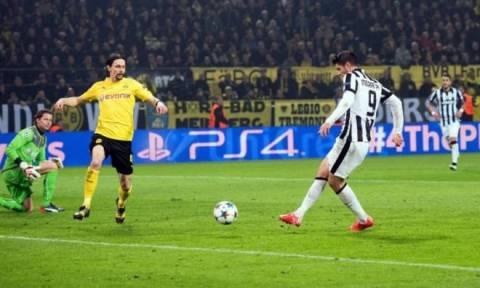 Champions League: Μπορούσια Ντόρτμουντ - Γιουβέντους 0-3