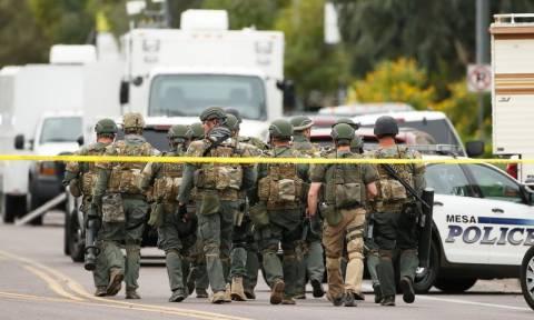 ΗΠΑ: Ένας νεκρός και πέντε τραυματίες στο Φοίνιξ