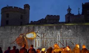 Στον Πύργο του Λονδίνου βρέθηκαν οι πρωταγωνιστές του Game of Thrones (videos)
