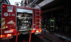 Τραγωδία στην πλατεία Αττικής - Νεκρός από πυρκαγιά σε διαμέρισμα