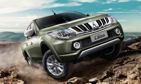 Mitsubishi:  H Πέμπτη γενιά του L200